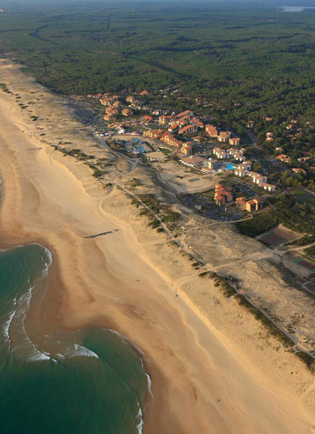 GREEN LUXURY IN THE LANDES